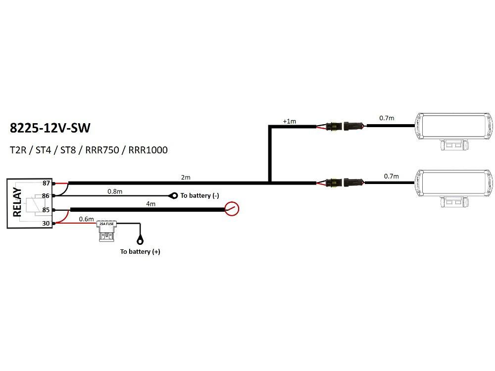 193b4ed7730 Kahe tule paigalduskomplekt | Lazer Eesti LED lisatuled